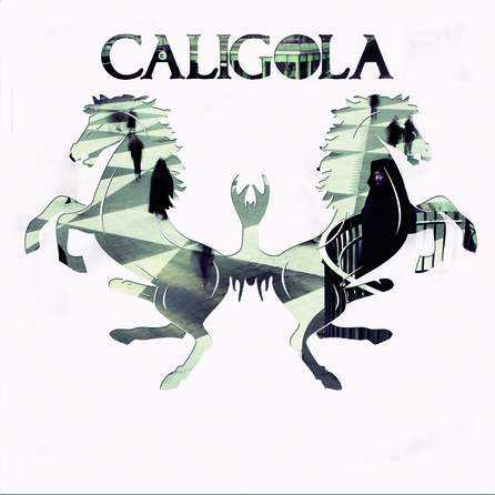Caligola - Back to Earth - Album Cover