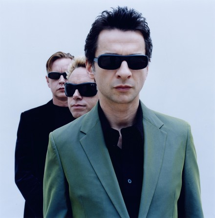 Depeche Mode - Playing The Angel - 2