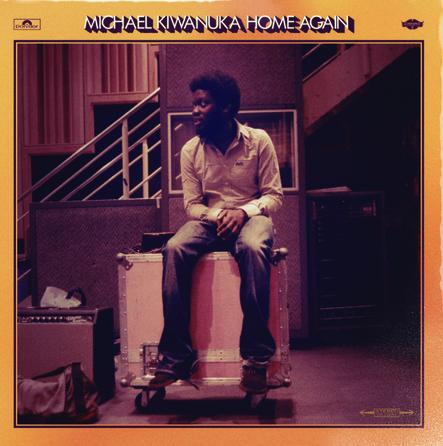 Michael Kiwanuka Home Again Single Cover Bildfoto Fan Lexikon