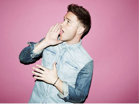 "Olly Murs - ""Right Place, Right Time"" (2013) - 7"