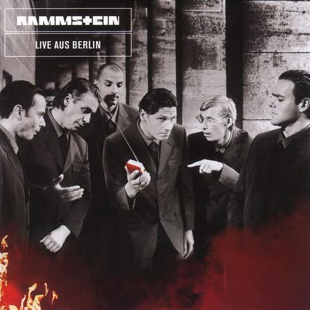 Rammstein - Live aus Berlin - Cover - Bild/Foto - Fan Lexikon Lily Allen