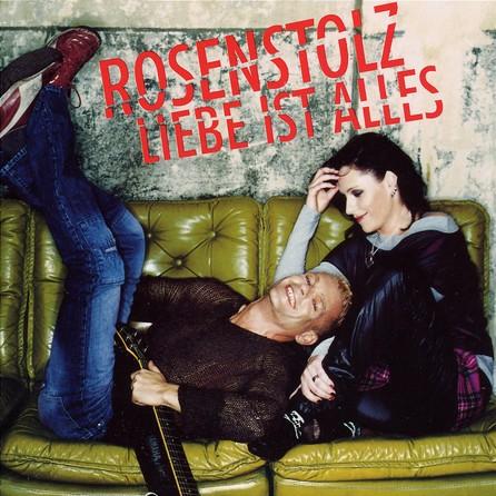 Rosenstolz - Liebe ist alles - Cover - Bild/Foto - Fan Lexikon