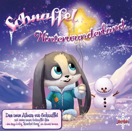 schnuffel winterwunderland cover bild foto fan lexikon. Black Bedroom Furniture Sets. Home Design Ideas