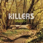 The Killers - Sawdust - Cover