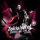Tokio Hotel - Zimmer 483 - Live in Europe - Cover