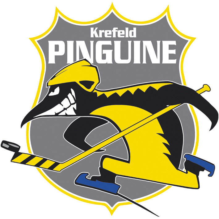 Kev logo  Krefeld Pinguine - Fan Lexikon